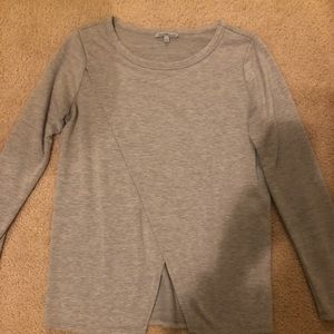 Charlotte rouse grey top
